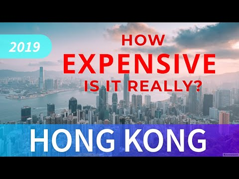HONG KONG Cost Of Living? MOST EXPENSIVE City In The World? (Prices 2019 Edition)