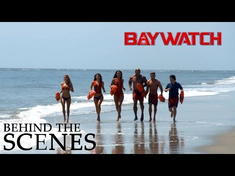 Thumbnail: BAYWATCH | The Iconic Run | Official Behind the Scenes