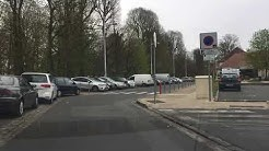 Traversée de Champs-sur-Marne, ouest/est, via centre ville, de Noisy-le-Grand à Noisiel