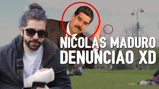 Denuncio a Nicolás Maduro xdd