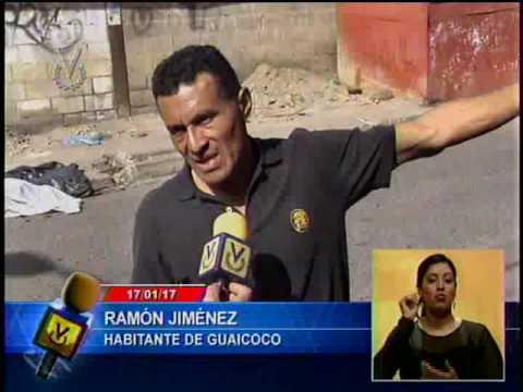 """Banda """"El Maloni"""" atacó con granadas sede policial en Altagracia de Orituco"""