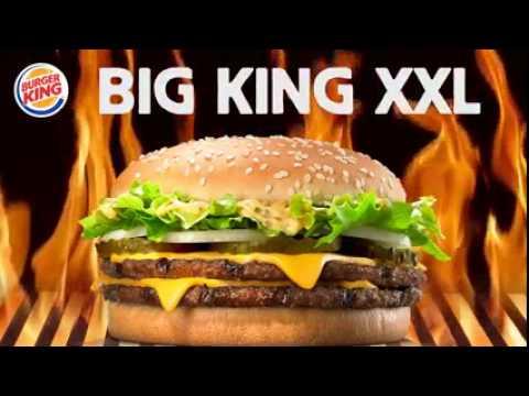 burger king big king xxl youtube. Black Bedroom Furniture Sets. Home Design Ideas