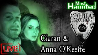 Ciaran O'Keeffe (MOST HAUNTED) And His Wife Anna Talk All Things PARANORMAL
