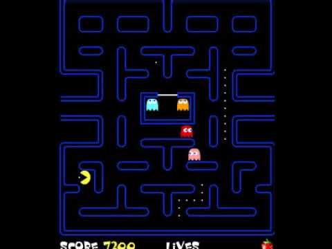 Narrando o Game do Pacman