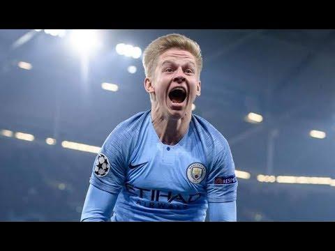 Александр Зинченко признан лучшим игроком «Ман Сити» в феврале!