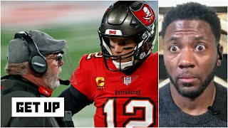 Reacting to Bruce Arians' pointed criticism at Tom Brady | Get Up
