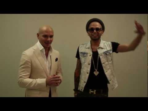 Pitbull & Sensato Invite You to the XIII Latin Grammys