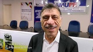 Minuto Amupe | Amupe faz última reunião extraordinária do ano com pauta cheia #02