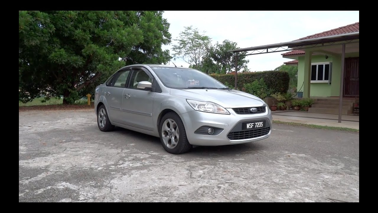 2009 ford focus 20 ghia start up and full vehicle tour youtube