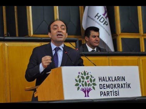 HDP grup toplantısı - 03 Ekim 2017
