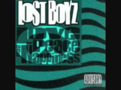 Lost Boyz - Beasts From The East (feat. A+, Redman & Canibus)