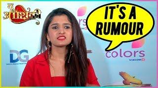Jannat Zubair aka Pankti Not Leaving Tu Aashiqui Confirms Nidhi Shah  | Tu Aashiqui - तू आशिकी