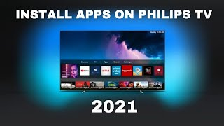 Install Apps on Philips Smart …