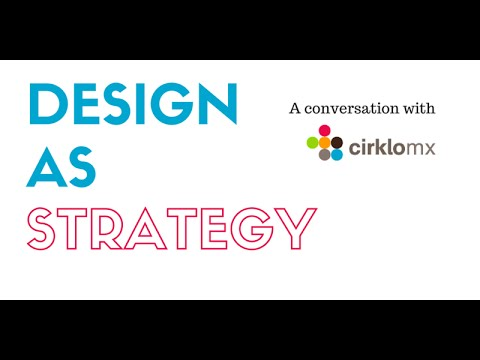 Big Bang #21 - Design As Strategy: How Design Can Improve Your Business
