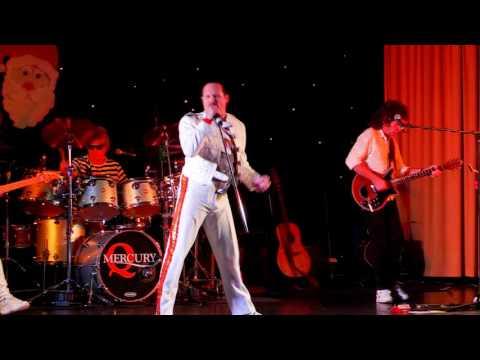 Queen Medley - Mercury - Queen Tribute Band