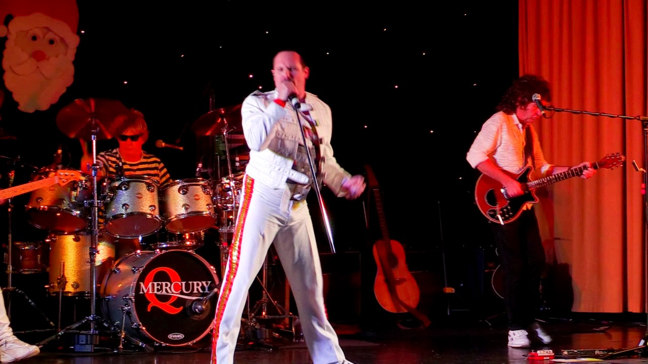 Queen Medley - Mercury - Queen Tribute Band