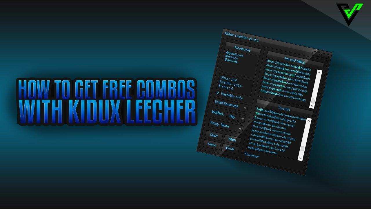 HOW TO GET COMBO 2018 (Origin Steam Uplay Netflix Psn  ) | Kidux Leecher