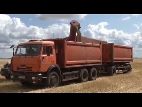 Камазы на элеваторе видео организация производства конвейеров