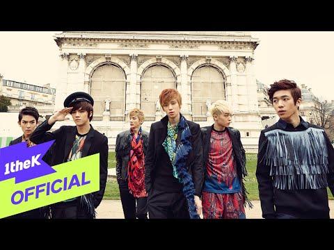 TEEN TOP No.1 Music Thumbnail (틴탑 넘버원 뮤직 썸네일)