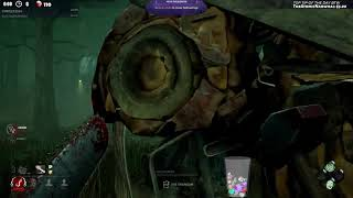 Dead by Daylight RANK 1 LEATHERFACE! - IM RIGHT BEHINDDD YOUUUU!!!