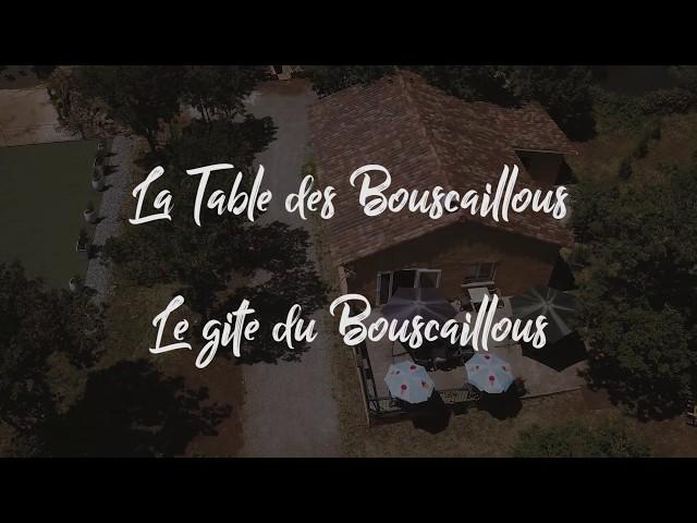 Gite et restaurant du parc de loisirs des bouscaillous