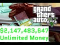 GTA 5 $2,147,483,647 Unlimited Money in 10 minutes Lifeinvader
