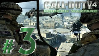 Call Of Duty 4 - Modern Warfare: Walkthrough Mission 3: