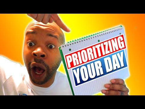 WiFi Entrepreneur: Prioritizing Your Day | Online Affiliate Marketing Guide: Journal 47