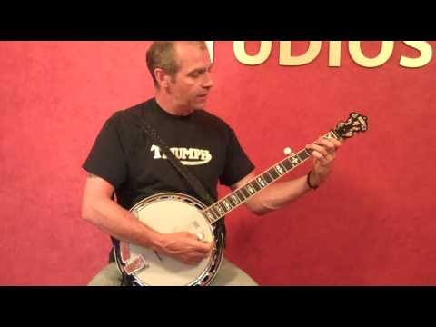 Over 100 banjo chords in less than 10 minutes