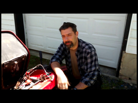 How To Bypass Your Riding Mower Seat Switch (but please don't)