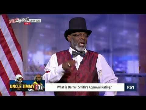 SPEAK for YOURSELF   What is Darnell Smith's Approval Rating?