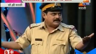 Akshay Kumar On Set Of Chala Hawa Yeu Dya