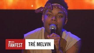 Tré Melvin @ #YouTubeBlack FanFest Washington D.C. 2017 thumbnail