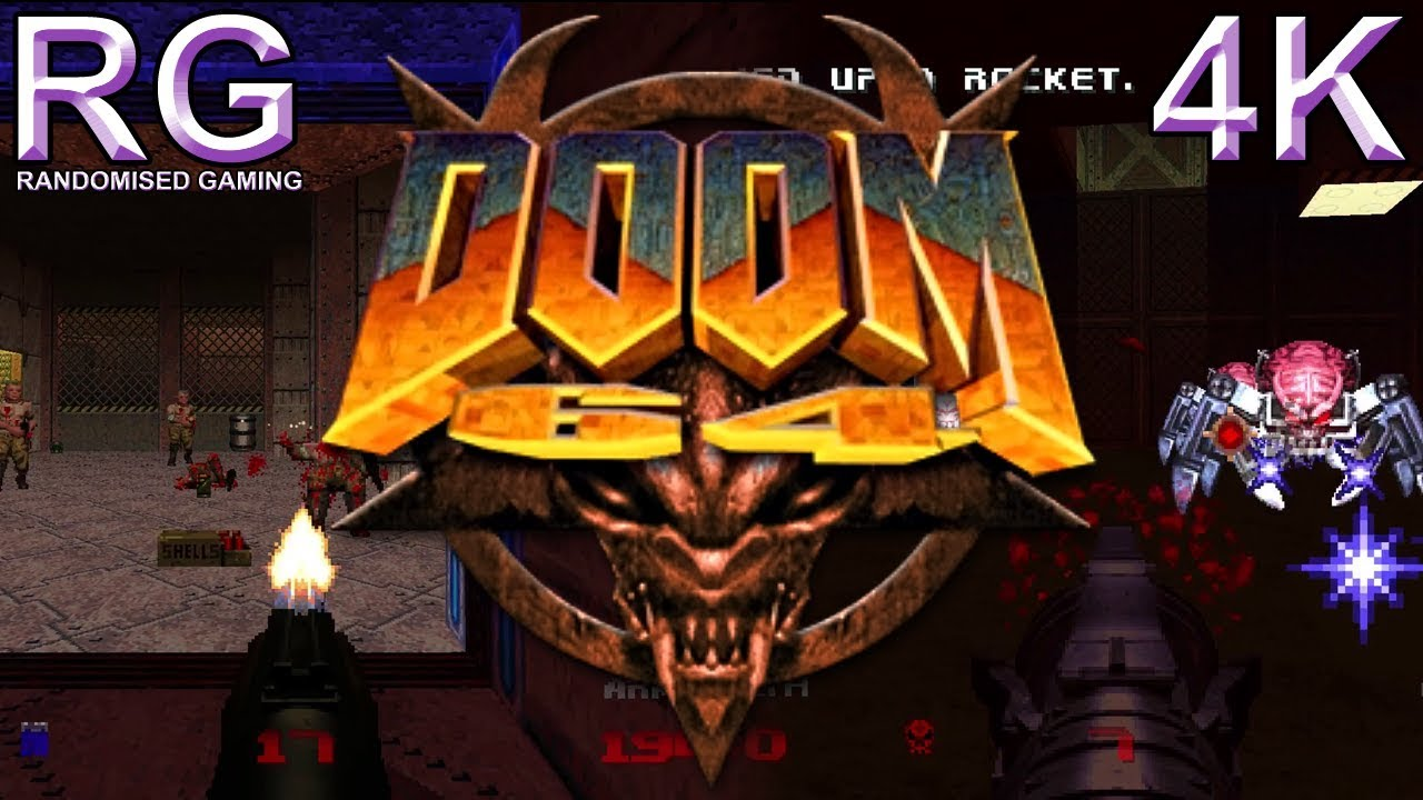 Doom 64 pops up in an age-rating listing for PC and PS4