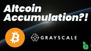 Altcoin Accumulation By Institutions? Must Watch Report!