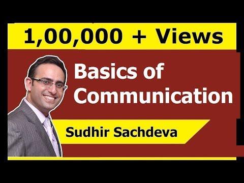 BASICS OF COMMUNICATION Video (CA IPCC)