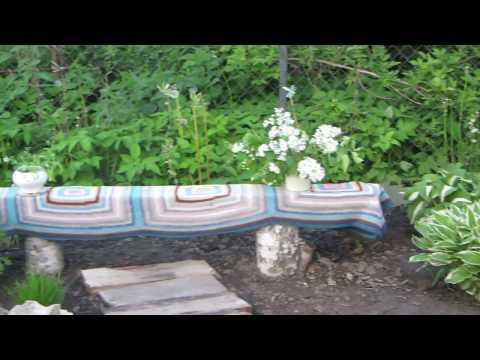 Я в шоке что НАТВОРИЛ мой муж в нашем белом саду!!!!