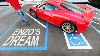 Enzo's Dream: A Teenager's Incredible Story of Ferrari Ownership thumbnail