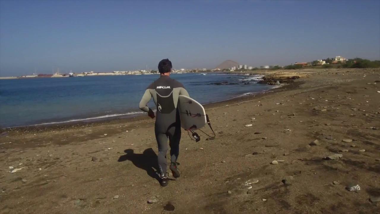 Surf en cabo verde youtube - Cabo verde senegal ...