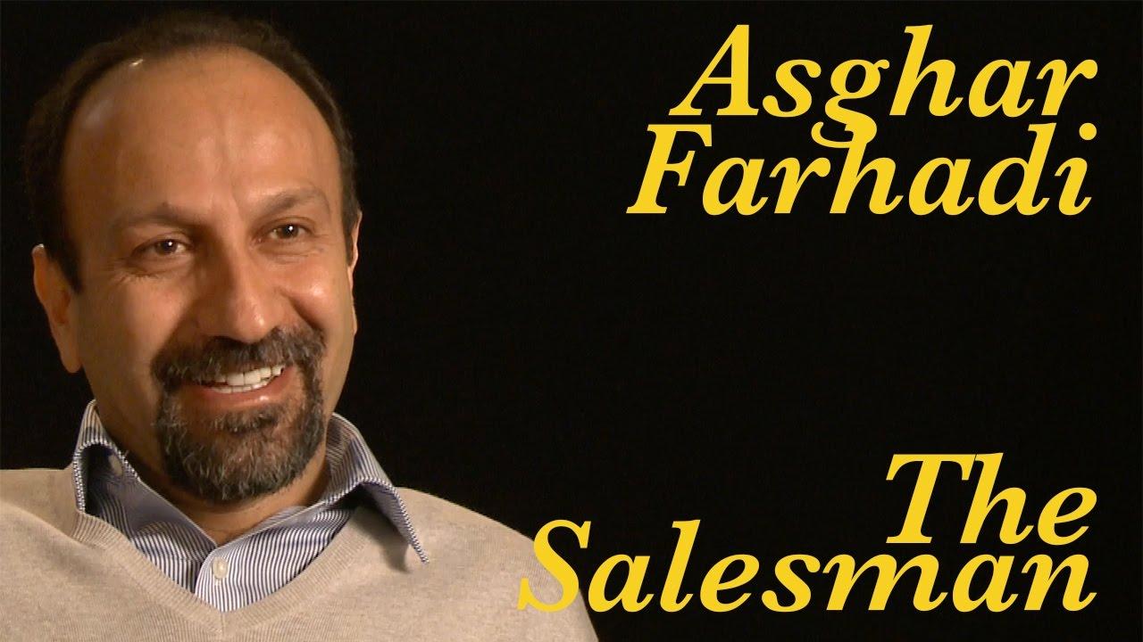 Asghar Farhadi The Salesman