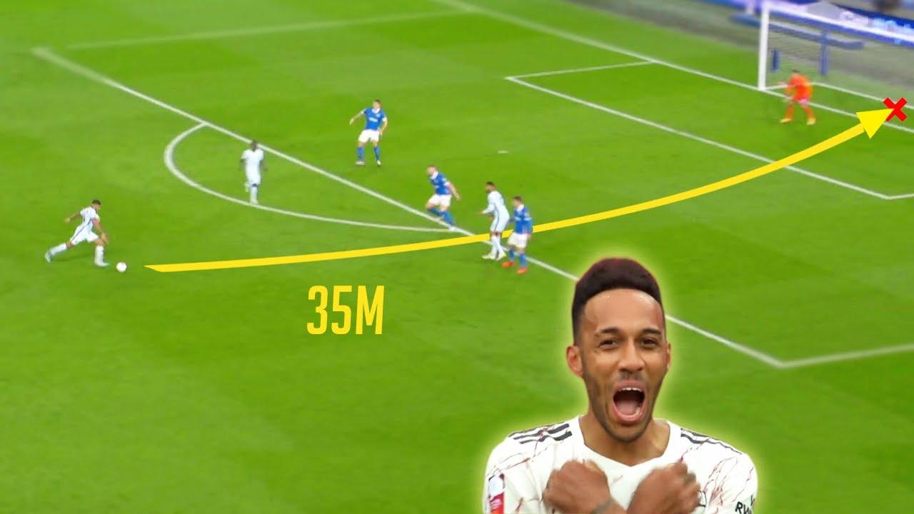 Crazy Long Shot Goals in Football 2020