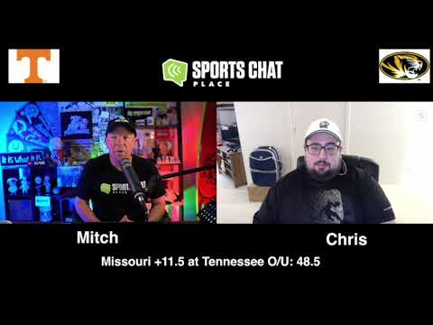 Missouri at Tennessee - College Football Picks & Prediction -  Saturday 10/3/20 | Sports Chat Place