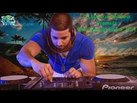 @DJMarcusWilliam Presents - The Soca Hit Show 2014