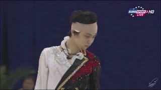 2014 COC 羽生結弦Yuzuru Hanyu FS B.ESP【簡體中文字幕& Japanese Subt...