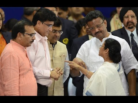 Mamata Banerjee urges Sourav Ganguly to build a new Cricket Stadium