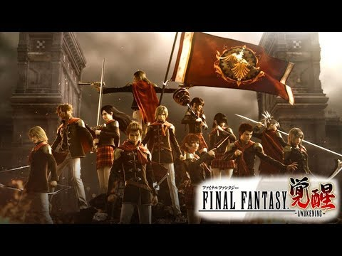 FINAL FANTASY AWAKENING - Android / iOS GAMEPLAY