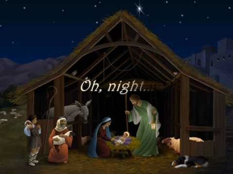 OH, HOLY NIGHT ( The Christmas Story )