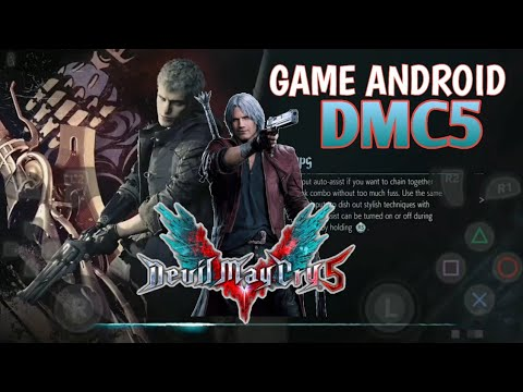 Instal Devil My Cry 5 For Android