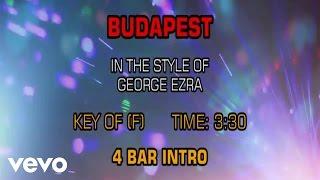 George Ezra Budapest Karaoke.mp3