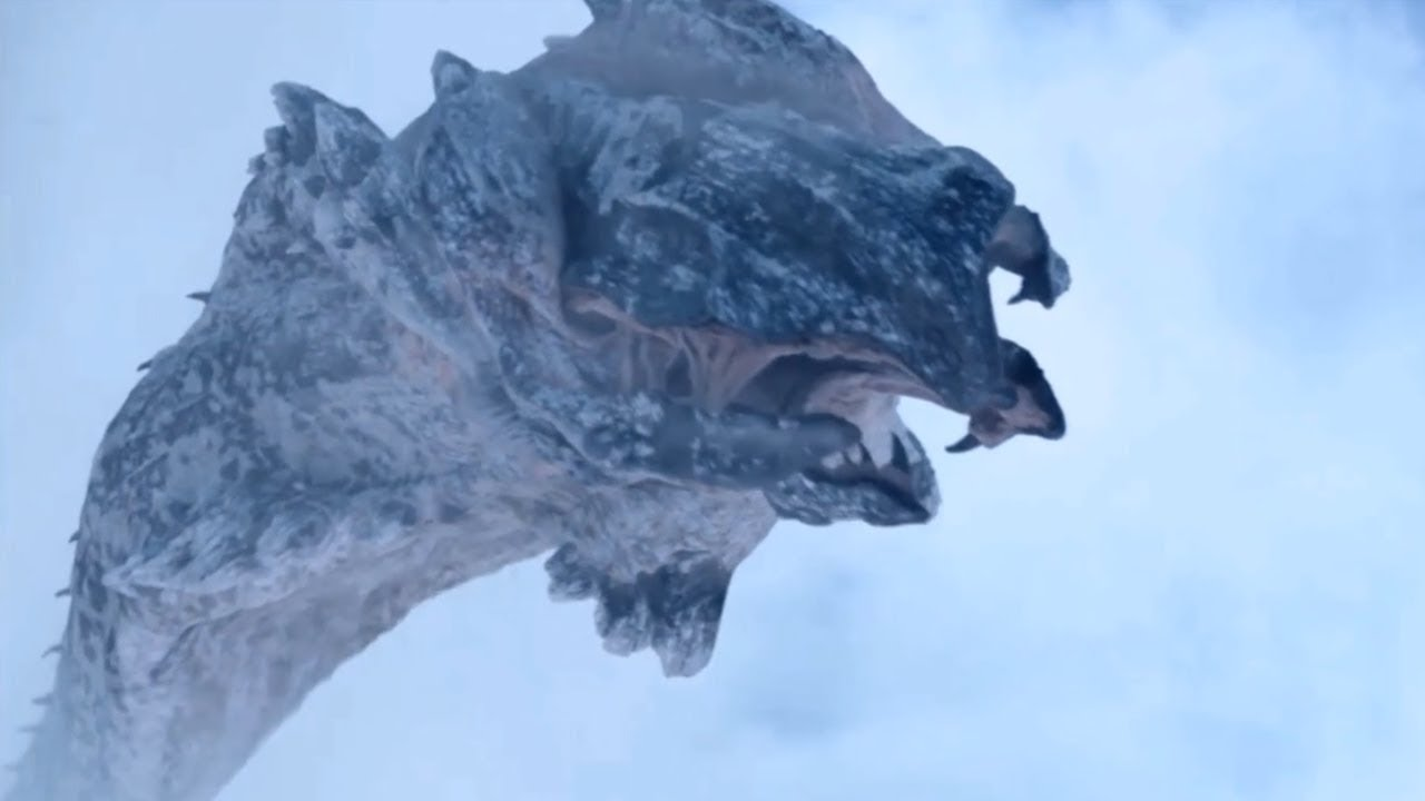 Tremors 6 A Cold Day In Hell Graboid Attack In The Snow